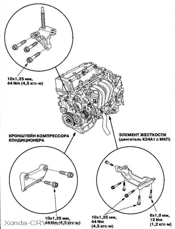 Camshaft Sensor Location 2004 Honda Crv